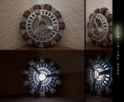 ARC REACTOR *update* by SanjiroCosplay