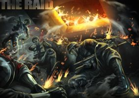 THE RAID: REDEMPTION by R-DRAIN