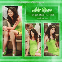 Photopack 013: Alex Russo by Manuuselena