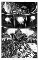 tmnt page samples 2 by FrancescoIaquinta