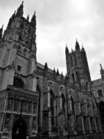 Canterbury Cathedral by gee231205