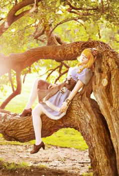Lost in my Wonderland by ChromaCosplay