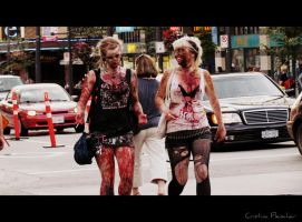 Zombie Walk 13 by BiggieShorty