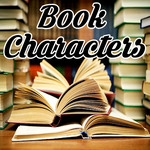Book Characters by OurHeartsRhythm