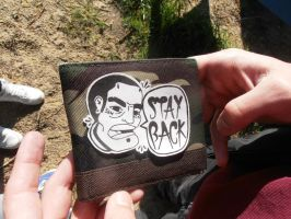 M412 Sticker Stay Back by MOVE412