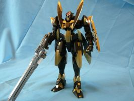 GN-X Heavens Claw Custom by Mattyboodoo