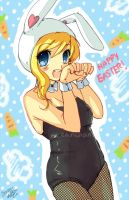 Happy Easter 2013 by oceantann