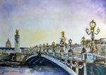 Pont Alexandre III, Paris by LauraMSS