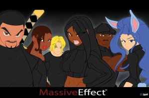 Massive Effect: Grown+Sexy by Akeem