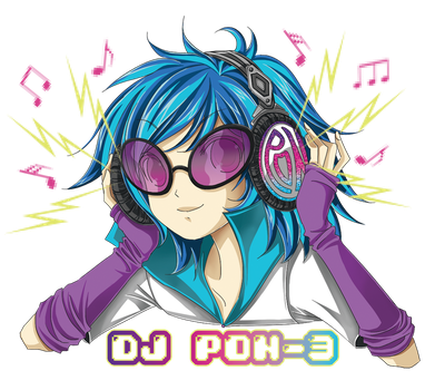: DJ For Real : by lollivamp