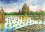 Mangrove forest Outdoor Museum by cocon