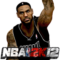 Lebron James NBA 2K12 by Archer120