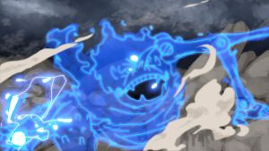 obito susanoo by thundared