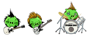 ABF Green Day Musicants by Knux95