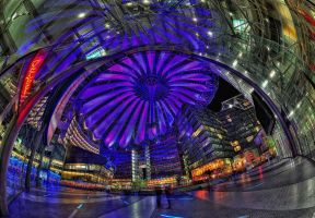 Sony Center Berlin 1 by Aerostylaz