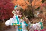 LOVE LIVE! KOTORI MINAMI [Chinese vers.] COSPLAY by K-I-M-I