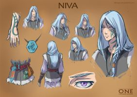 Niva - Character Sheet 2 by alempe