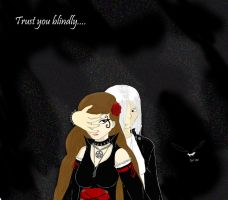 Trust you blindly by Haoxannaxyoh