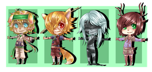 Adopts 25 [closed] by Yuudopts
