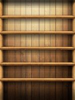 iPad Wooden Background by ncrow