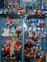 Sonic Collection view 2 by DarkGamer2011