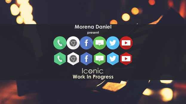 Iconic : Preview #1 by MorenaDaniel