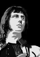 John  Entwistle by AmandaDeLonge