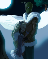 Piccolo and Plume by ConceptCat