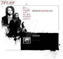 Tucan Music Website by alessandrodelp