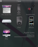 apple icons by wooko