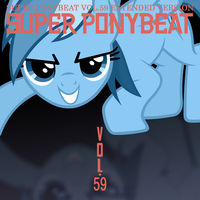 Super Ponybeat Vol. 059 Mock Cover by TheAuthorGl1m0