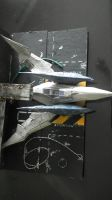 Arwing Display StarFox 20th Anniversary Contest by RennardFuchs