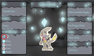 PKMNation - Daxen (NO LONGER OWN) by Dianamond
