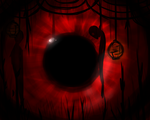 The all seeing Suicide Forest by The-NoVA