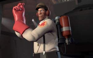TF2 In Action - Medic 2 by AmberReaper