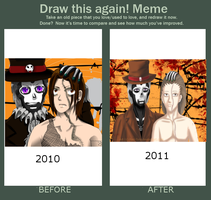 Draw This Again - Meme by Gingersnap87