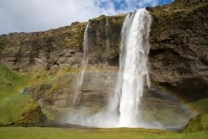Seljalandsfoss I by TheAshen