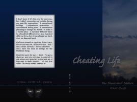 Cheating Life 2nd Ed. Cover by ohida