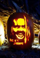 Jack O Lantern by johnstiles