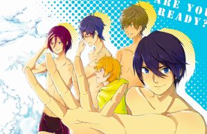 Free! ~Iwatobi Swim Club~ by Kaiyobi