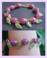 Bracelet Berries by NastasiaHands
