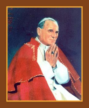 Pope John Paul II by MPKumar