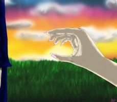Reaching Out :fixed?: by Zophrenia