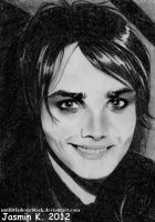 Gerard Way 13 by UNTILitFADEStoBLACK