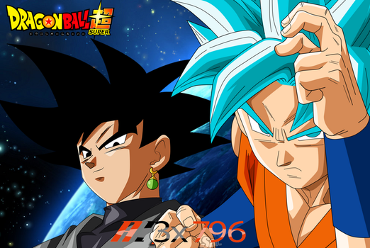 Black Goku Saga  Wallpaper Dragon ball super by AL3X796