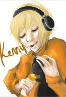 SOUTH PARK - KENNY MCCORMICK by Katmonkey
