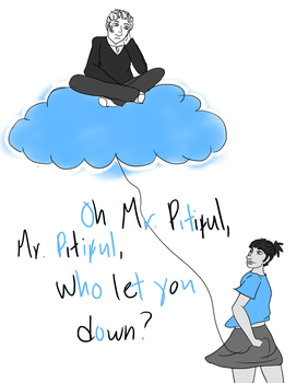 Mr. Pitiful by GabsTheChangeling