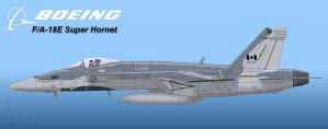 Canadian Super Hornet 2 by Wolfman-053