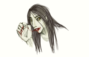 Fresh New Vampire by FinnishVampire