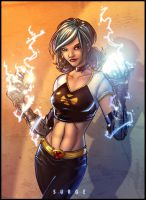 electric surge by JamieFayX